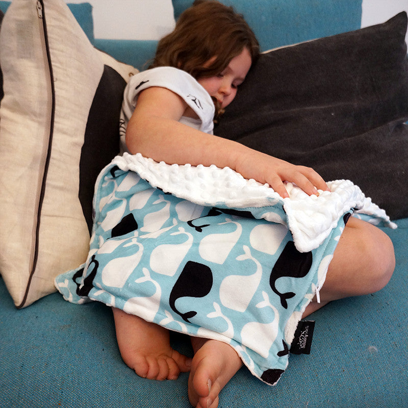 Whale weighted Lap Pad