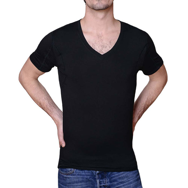 Men's Sweat Proof Undershirt (V-Neck)