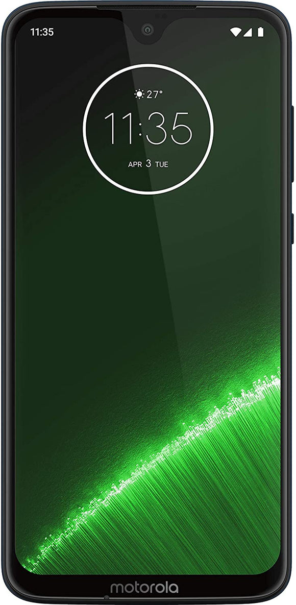 Motorola G7 Plus - 64 GB - Negro