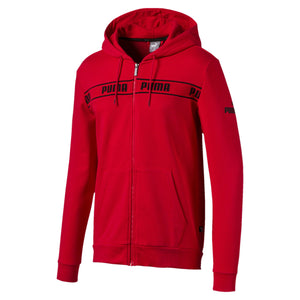 Amplified Men's Hooded Jacket-Nuevo