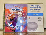 Google Home Mini & Libro Frozen II