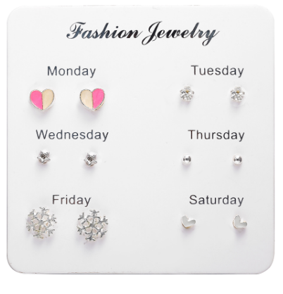 Aretes Weekly B27