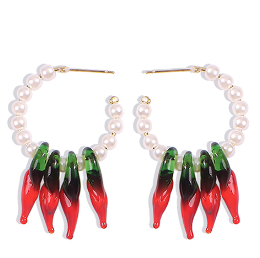 Aretes Red Pepper S3