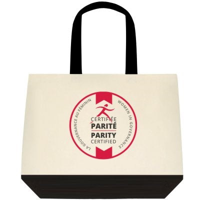 Totes Bags Deluxe Cotton Parity Certification