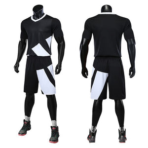 detailed look 72f24 3a46f Breathable men's throwback basketball jerseys uniforms ...
