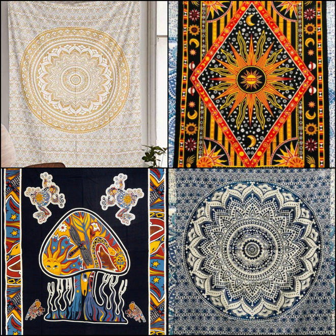 Twin Tapestries