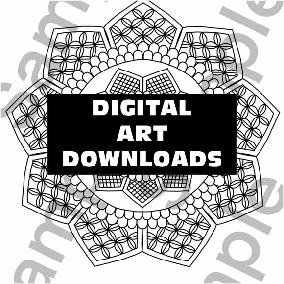 Digital Art Downloads