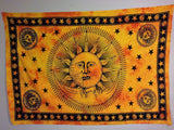jaan-imports - Sun and Moon Twin Tapestry- (4 Color Options) - Khoobsurat Gift Shop - Twin Tapestry