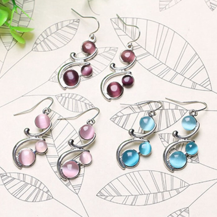 Classic Swirl Earrings (3 Colors)