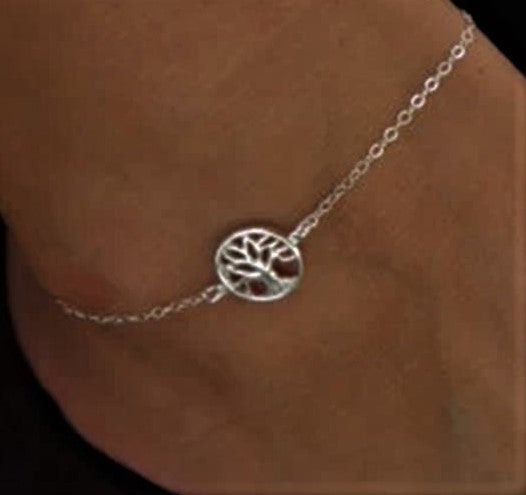 jaan-imports - Tree of Life Anklet - Khoobsurat Gift Shop - Anklet