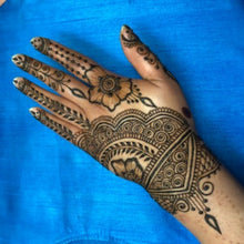 Load image into Gallery viewer, jaan-imports - Henna and Hengua (Henna with Jagua) Cones Bulk Prefilled Blend of Rajasthani Henna Powder Essential Oil 100% All Natural Organic - Khoobsurat Gift Shop - Henna