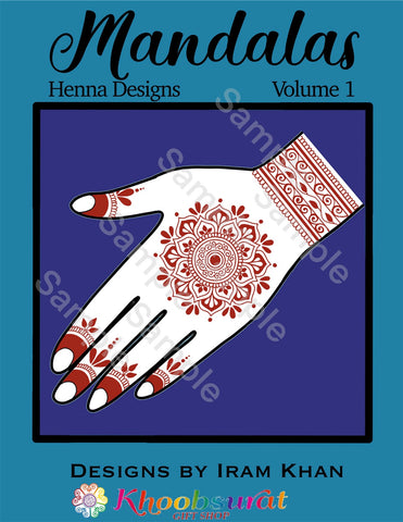 Mandalas Henna Designs Ebook Simple and Intricate Mandala Mehndi Tattoo Patterns for Beginners or Professionals High Quality Digital Art