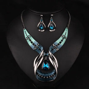 jaan-imports - Turquoise Jewelry Set - Khoobsurat Gift Shop - Jewelry Set