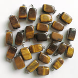jaan-imports - Natural Stone Necklace (18 Colors) - Khoobsurat Gift Shop - Necklace