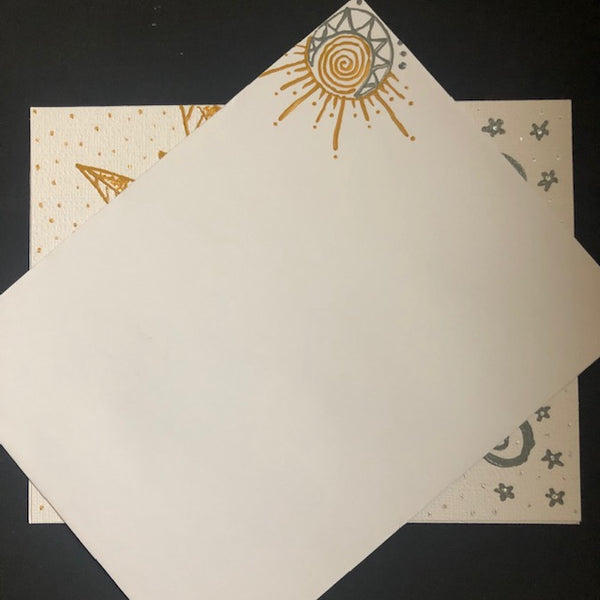jaan-imports - Handmade Customized Birthday, Wedding, Special Occasion Greeting Cards - Khoobsurat Gift Shop - Henna Art