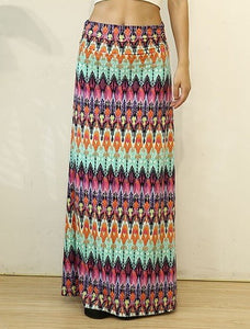 jaan-imports - Colorful Skirt - Khoobsurat Gift Shop - Skirt