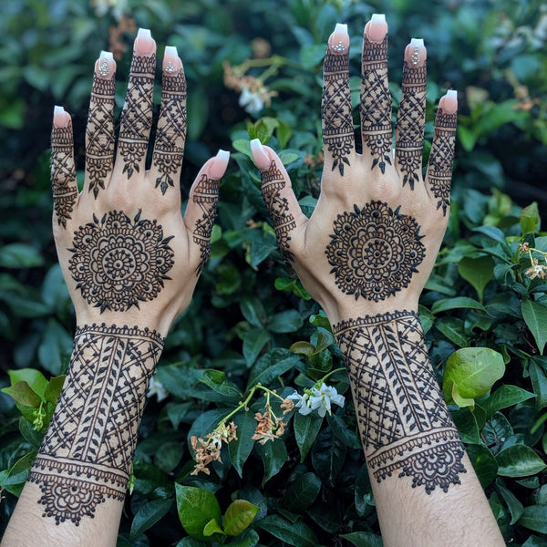 Combo Henna and Hengua (Henna with Jagua) Cones Bulk