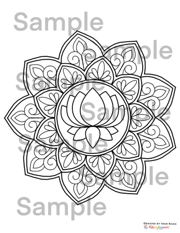 Free Coloring Pages for Adults and Kids 17 Pages