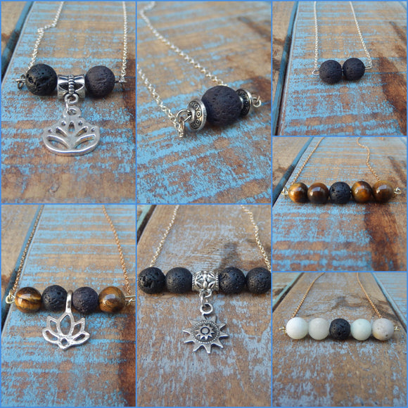 jaan-imports - Handmade Balance Necklace with Charms Unique - Khoobsurat Gift Shop - Necklace
