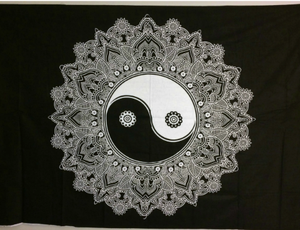 jaan-imports - Yin Yang Twin Tapestry (2 Styles) - Khoobsurat Gift Shop - Twin Tapestry