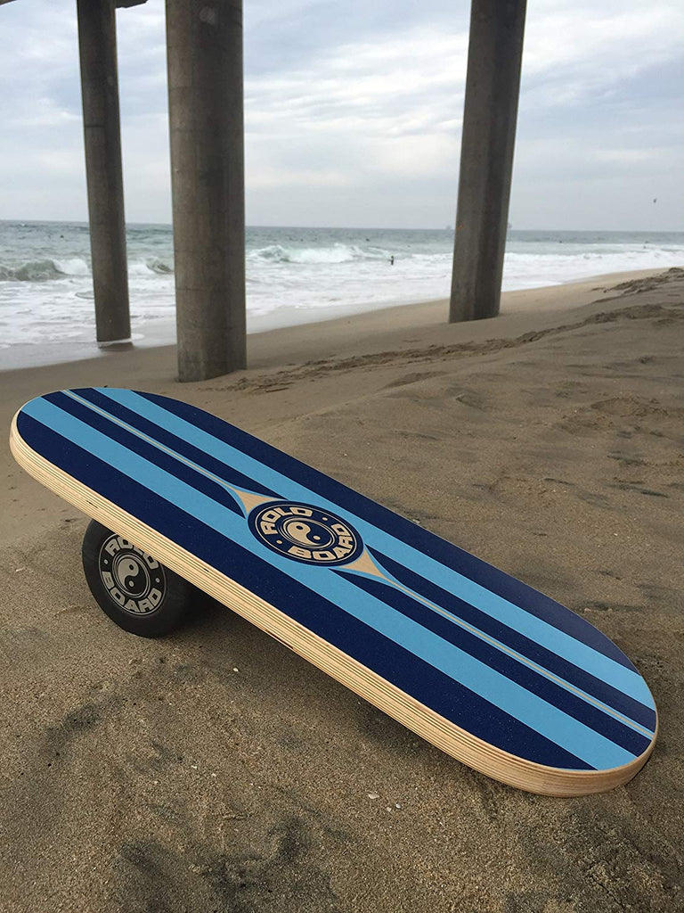 Original Rolo Balance Board Training Package Surf Blue