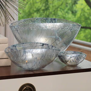 Blue Spark Bowl, Large