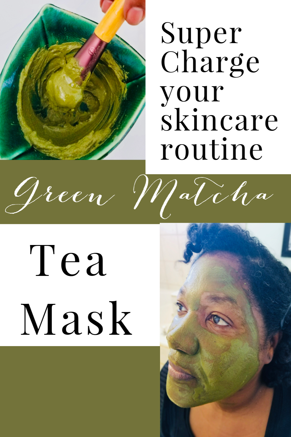 The Super Antioxidant Tea for your Skin, Green Matcha!