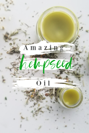 5 Reasons why you should be using Unrefined Hempseed Oil in your skincare ritual