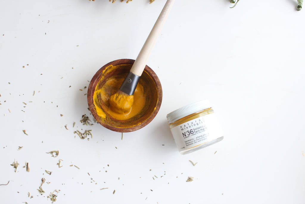Turmeric and Honey Mask