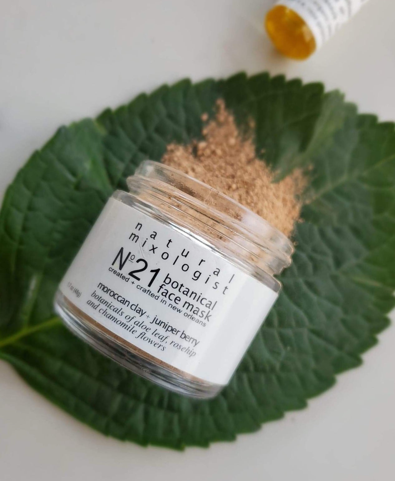 Moroccan Clay Mask for Blemishes and Acne