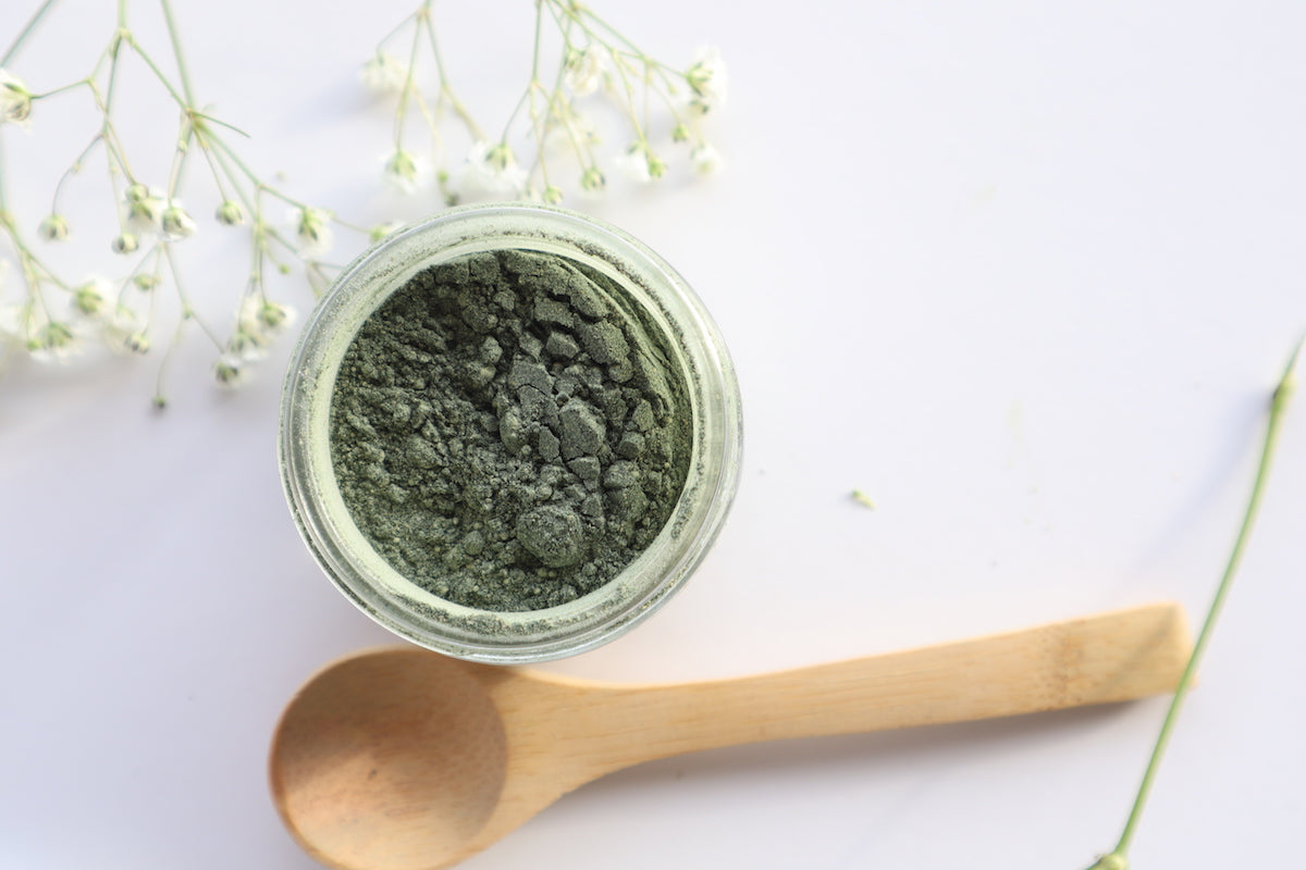 No. 40 Seaweed, Spirulina and Matcha Tea - Spa Mask