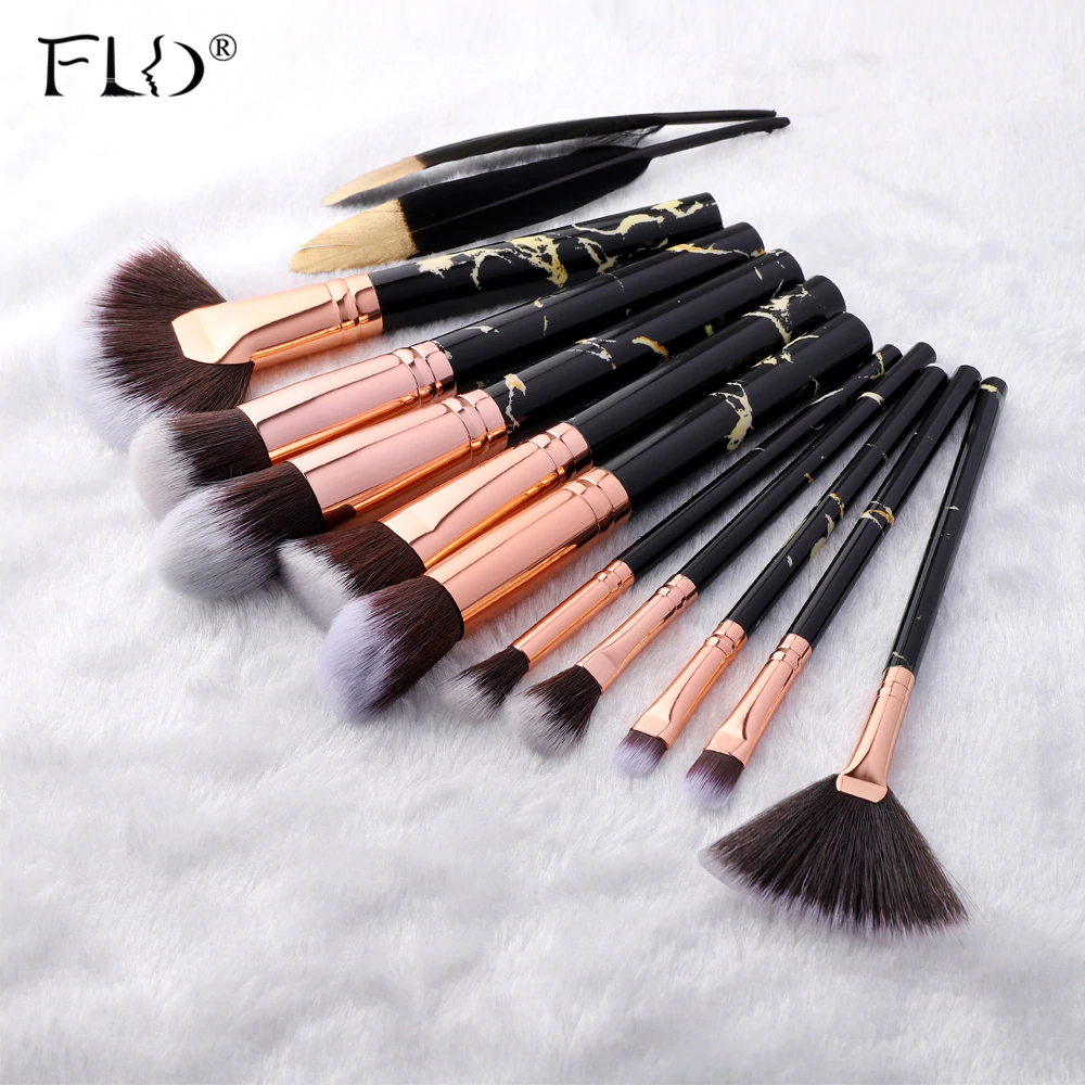 Makeup Brushes Tool Set