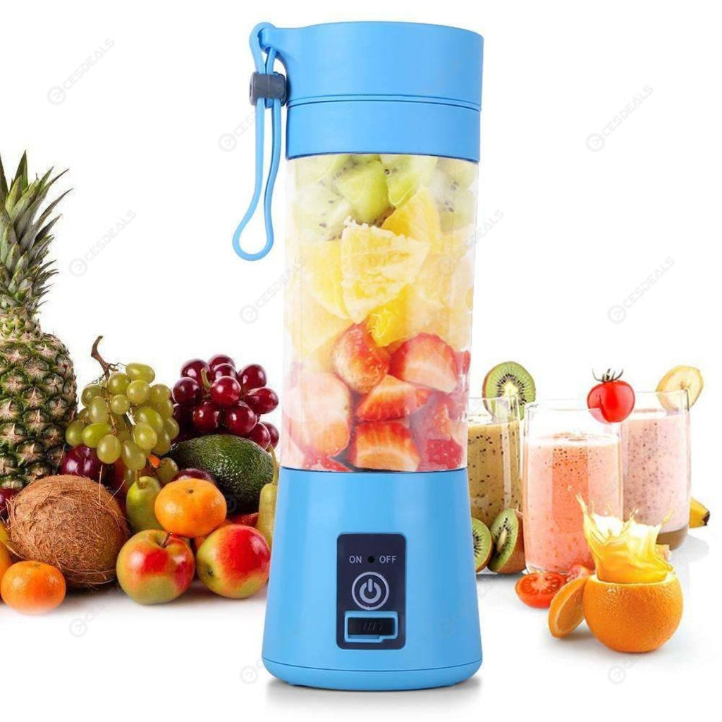 Portable Multi-Function Juicer (380ml)