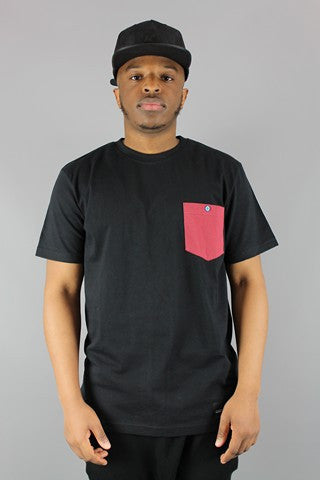 King Apparel Black Label Krest T-Shirt Black - 4 Seasons Store