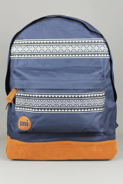 Mi-Pac Nordic Navy Blue Backpack - 4 Seasons Store