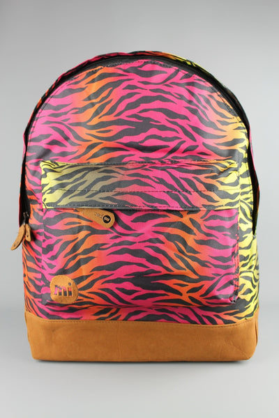 Mi-Pac Hot Zebra Rainbow Custom Backpack - 4 Seasons Store