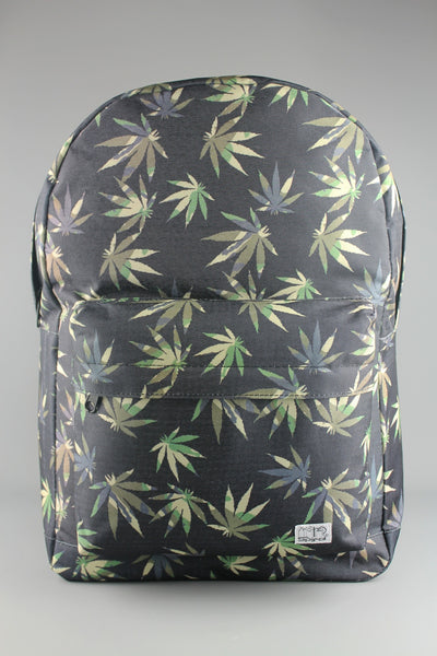 Spiral Grass Camo Backpack Rucksack School Bag - 4 Seasons Store