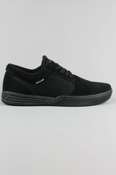 Supra S71018 Hammer Low Trainer Black White - 4 Seasons Store