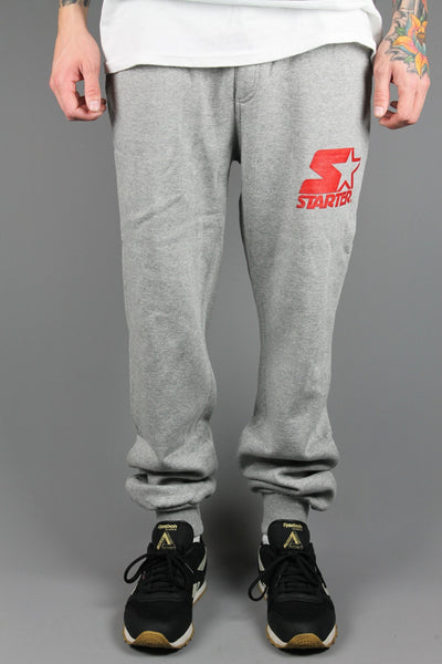 STARTER JP344 Icon Jogger Pants Grey Heather - 4 Seasons Store