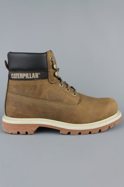 Caterpillar CAT WC44100940 Colorado Mens  HONEY BEIGE BOOTS - 4 Seasons Store