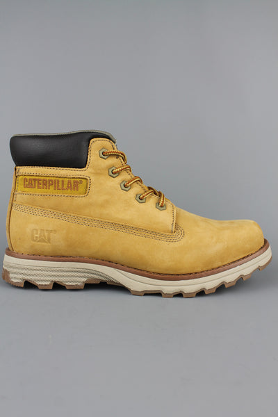 Caterpillar Founder CAT Beige Honey Wheat Reset Walking Hiking Casual Light Boots - 4 Seasons Store