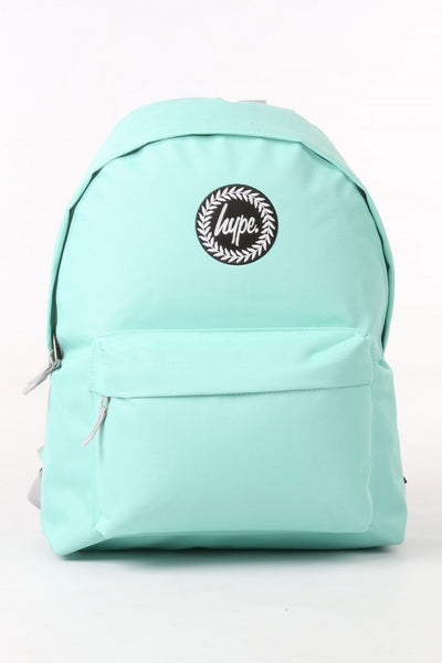 Hype Just Hype Mint Green Backpack Rucksack Bag
