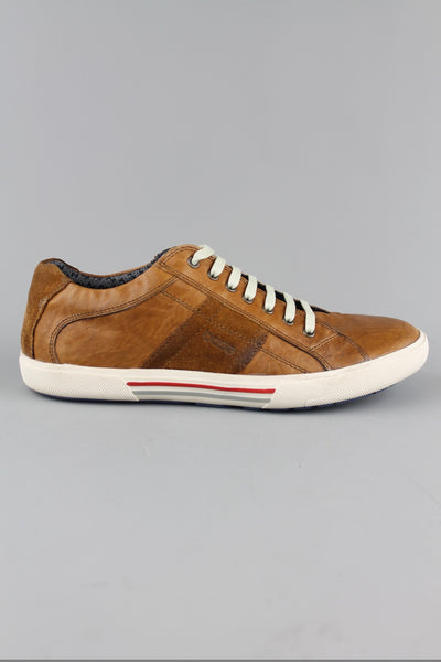 Etnies Dory Smu Col 200 Brown Tan Leather Skate Shoes Trainer - 4 Seasons Store