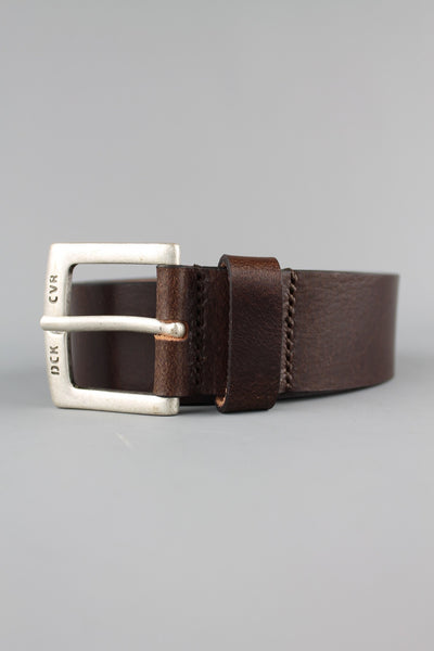 Duck & Cover DAC8B0008 Mens Standard Leather Belt Brown - 4 Seasons Store