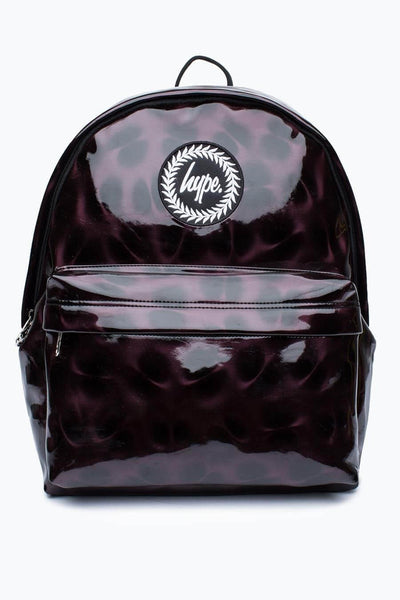 Just Hype Backpack Rucksack School Bags Paint Swirls V2 Multi BTS17033