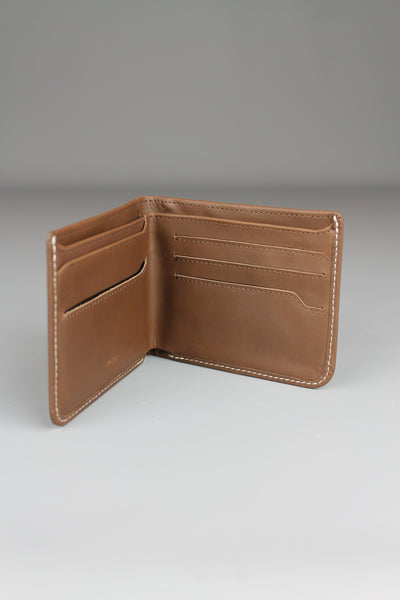 Bellroy Mens Slim Sleeve Light Brown Cocoa Wallet - 4 Seasons Store