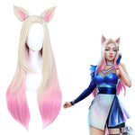 Cosplay Wig - LOL KDA-Ahri-UNIQSO