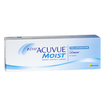 1 Day Acuvue Moist Daily Disposable For Astigmatism - 30 Pcs-UNIQSO