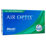 Air Optix For Astigmatism - 3 Pcs-UNIQSO