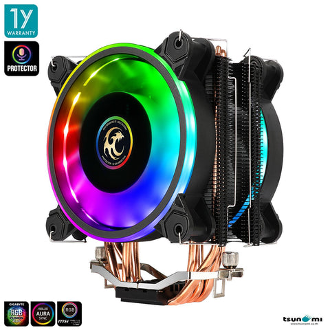 1262K Dual Fan Tower